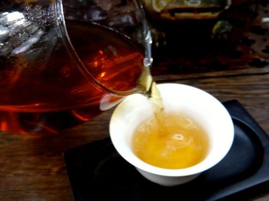 Black Litchi Tea