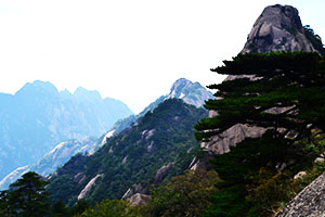 Huangshan Yellow Mountain