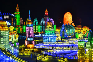 Ice City Harbin