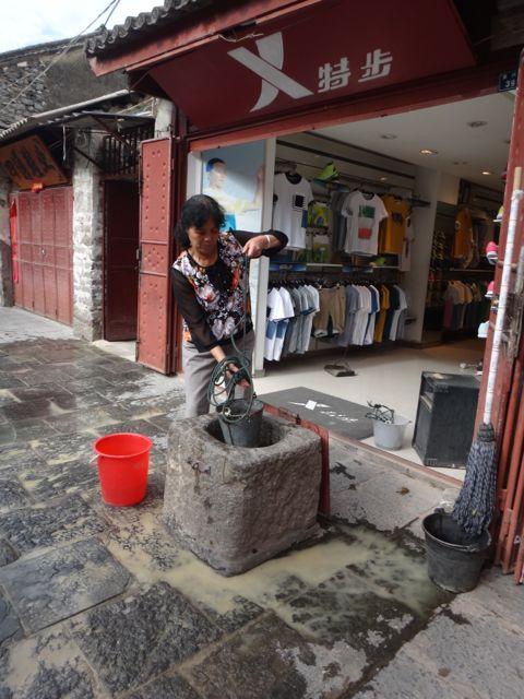 Still using wells in Dali!