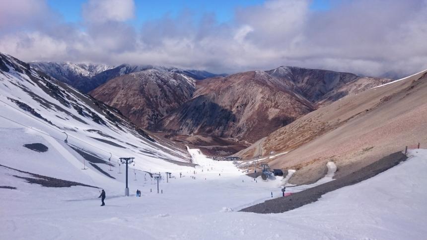 Porters Ski Field