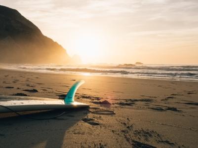 sea-sunset-sunny-beach-surf