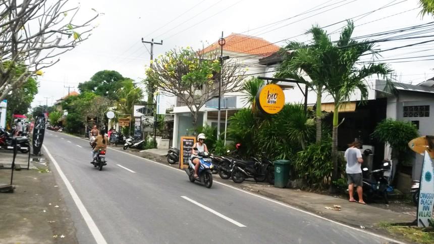 Canggu township